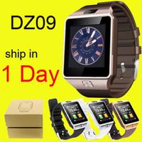 DZ09 smartwatch Android GT08 U8 A1 Samsung veille iwatch Apple SIM Intelligent montre téléphone mobile peut enregistrer l'état de sommeil OTH110
