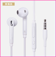 Factory Promotion Top Quality White 3. 5MM In- Ear Music Heads...