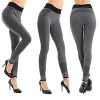 Women Fashion Tight Sportwear Nice Leggings High Elastic Thi...