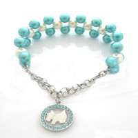 wholesales!handmade imitate pearl necklace for dogs cat pet ...