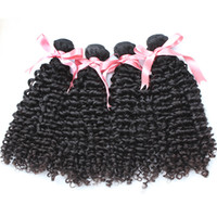 "4pcs lot Brazilian Human Hair Weave 8"" - 30"" Natural..."