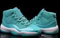 Hot Sale 11 Legend Blue Basketball Shoes High Quality Men Sp...