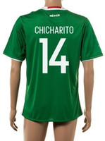 Thai Quality Customized 15- 16 new season Mexico home 14 CHIC...