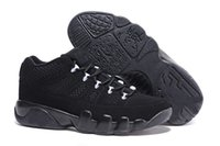 Luxury Black Basketball Shoes Sneakers 2016 Discount Cheap M...