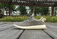 Wholesale Kanye West 350 Boost 1: 1 Top Quality Pirate Black ...
