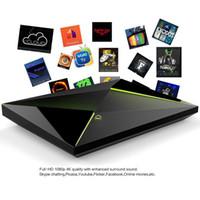 5PCS New arrival Android 6. 0 TV Box M9S- Z8 Amlogic S905X Qua...
