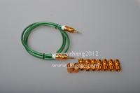 1. 5m aux Cable for iphone ipod 3. 5mm Car Aux audio Cable Ste...