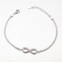 Женский серебряный браслет дешевый