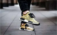 New Color NMD Local tyrants gold Shoes Fashion low Free Stre...