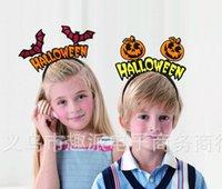 Pumpkin Hair Clasp Hallowmas Gift 2016 Hot Selling Hair Acce...