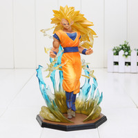 18cm Dragon Ball Z Action Figures Figuarts Zero. Super Saiya...