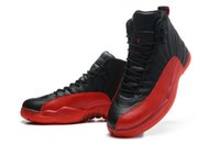Newest Air dan 12 Mens Basketball Shoes J 12 Flu Game French...