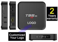 10PCS Custom Made T95M- 2GB 8GB 2 years warranty Android5. 1 6...