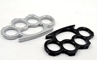 250pcs Thin Steel Brass knuckle dusters, Self Defense Persona...