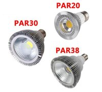 Dimmable Led bulb spotlight par38 par30 par20 85- 265V 10W 20...