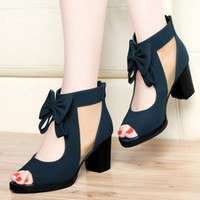 Quality Assurance Top Fashion Toe High Heels Imported High- q...