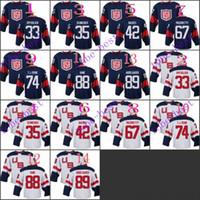 team usa #33 dustin byfuglien #2016 Hockey Jerseys, Best qual...