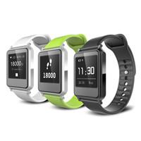 iwown i7 Smart Watch Bracelet Wrist Band Heart Rate Monitor ...
