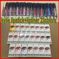 KYLIE JENNER LIP KIT lipliner Lip liner pencil Velvetine Liq...