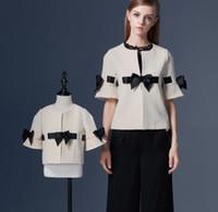 High Fashion Three Bowknot Girl Cardigan Family Dress Alikes...