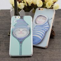 Hot! Soft TPU Case Cat Case for iPhone SE 5 6 6+ for Samsung...