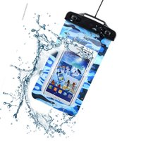 Camouflage Waterproof Bag Water Proof Bag armband pouch Case...
