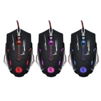 New Arrival 7 Button 4000DPI LED Laser USB Wired Pro Gaming ...