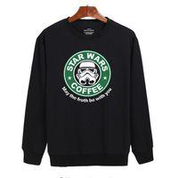 Star Wars New Hoodies Men Brand Designer Mens Sweatshirt Men...