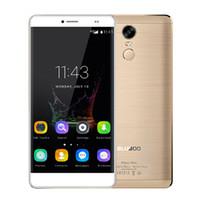 BLUBOO Maya Max 4G Android 6.0 Octa Core MTK6750 teléfono inteligente 6.0 pulgadas 3 GB RAM 32 GB ROM huella digital Dual Sim 4000mAh teléfono móvil