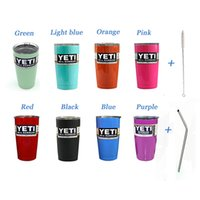New arrival 8colors YETI cups 20oz colorful yeti cooler Mug ...