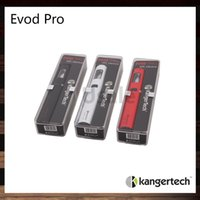 Kanger Evod Starter Kit Pro All in One Design Top Fill Mouth to Lung Vaping Experience 100% Original