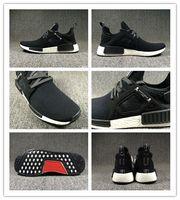 Original NMD Runner XR1 Primeknit Sneakers Men' s Sports...