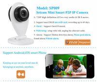 Smart P2P IP Camera 720P HD Wifi Wireless Cam Baby Monitor N...