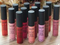 NYX soft matte lip cream Lip gloss Lipstick vintage long las...