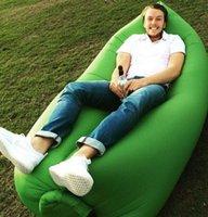 lamzac inflatable air lounge sleep lamzac hangout Laybag KAI...