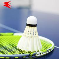 Hot Sale 12 pcs Badminton Shuttlecock Good Flight Durability...