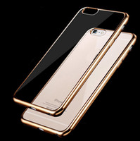 For Samsung S7 S7 edge Soft TPU Case Electroplating Technolo...