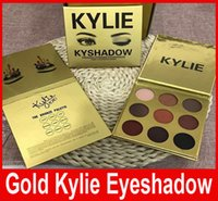 Kylie Limited Birthday Edition Cosmetics Bronze Eyeshadow pa...