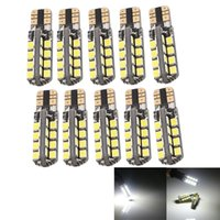 led indicator lamp T10 W5W 2835 32SMD Canbus OBC Error Free ...