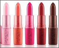 HOT Makeup Gia Valli Matte Lipstick 5 colors dhl Free shippi...