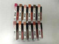 Kylie Jenner brillo de labios lápiz labial líquido mate duradera maquillaje de 12 colores brillo de labios artículo popular