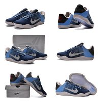 (With shoes Box) Hot Sale Kobe 11 LOW Elite 822675- 404 Brave...