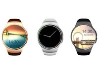 KW18 Smartwatch MTK2502C 1. 3Inch IPS Screen Bluetooth Fitnes...