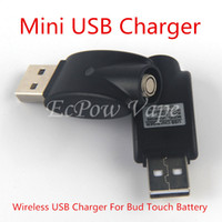 USB Charger with IC Protection for 9. 2mm eGO Series Electron...