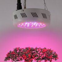 Hot sale 138W UFO led grow lights 46X3w full spectrum light ...