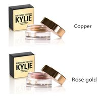 Kylie Creme Shadow Cosmetics Birthday Edition Copper & Rose ...