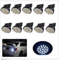 100PCS 3157 3156 22SMD Bulbs Car Brake Tail Stop Light 1206 ...