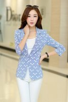 2016 Women Casual Suit Spring Women Tops Jacket Blazer Coats...