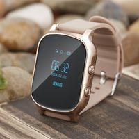 Hot Kids GSM GPS Tracker SIM For Children Kid Smart watch Ph...