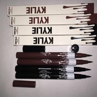 Waterproof Kylie Black Brown Eyeliner Liquid Make Up Beauty ...